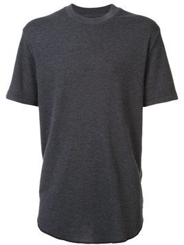 321 round neck T-shirt - Grey