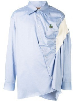 Andreas Kronthaler For Vivienne Westwood Business shirt - Blue