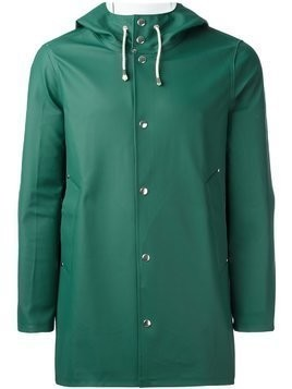 Stutterheim Stockholm raincoat - Green