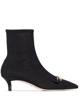 Gucci Zumi 45mm ankle boots - Black