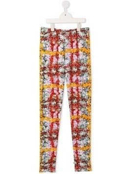 Molo floral leggings - Multicolour