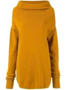 Nehera Kendala turtleneck sweater - Yellow
