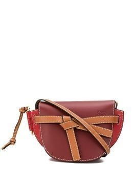Loewe Gate mini bag - Red