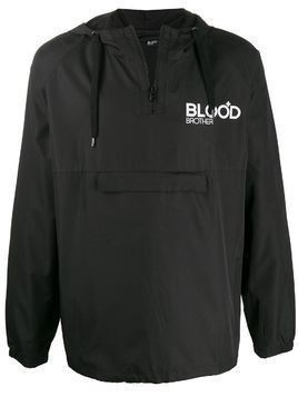 Blood Brother Kingsland windbreaker - Black