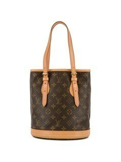 Louis Vuitton Vintage small bucket tote - Brown