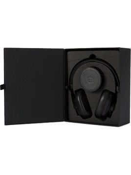 Master & Dynamic MW60 over ear headphones - Black