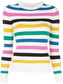 JoosTricot striped sweater - White