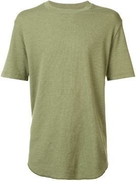 321 round neck T-shirt - Green