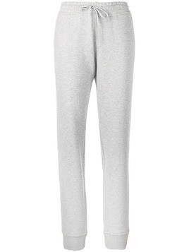 Paco Rabanne drawstring track trousers - Grey
