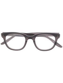 Barton Perreira square frame glasses - Grey
