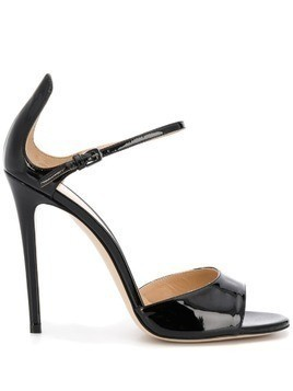 Deimille high-heeled sandals - Black