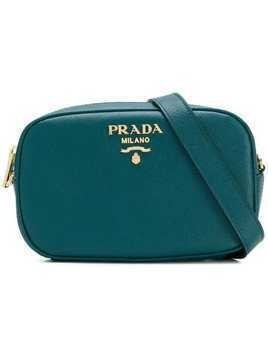 Prada Saffiano leather belt bag - Green