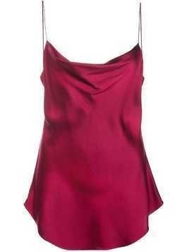 Cinq A Sept Marta camisole top - Red