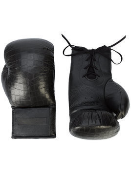 Elisabeth Weinstock Manila boxing gloves - Black