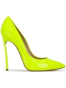 Casadei Blade pumps - Yellow