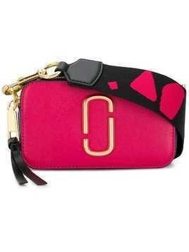 Marc Jacobs Snapshot small camera bag - Pink & Purple