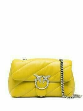 Pinko Love Puff bag - Yellow