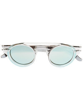Ic! Berlin Parallel Reality sunglasses - Metallic