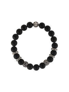 Nialaya Jewelry 10 Year Anniversary Collection bracelet - Black