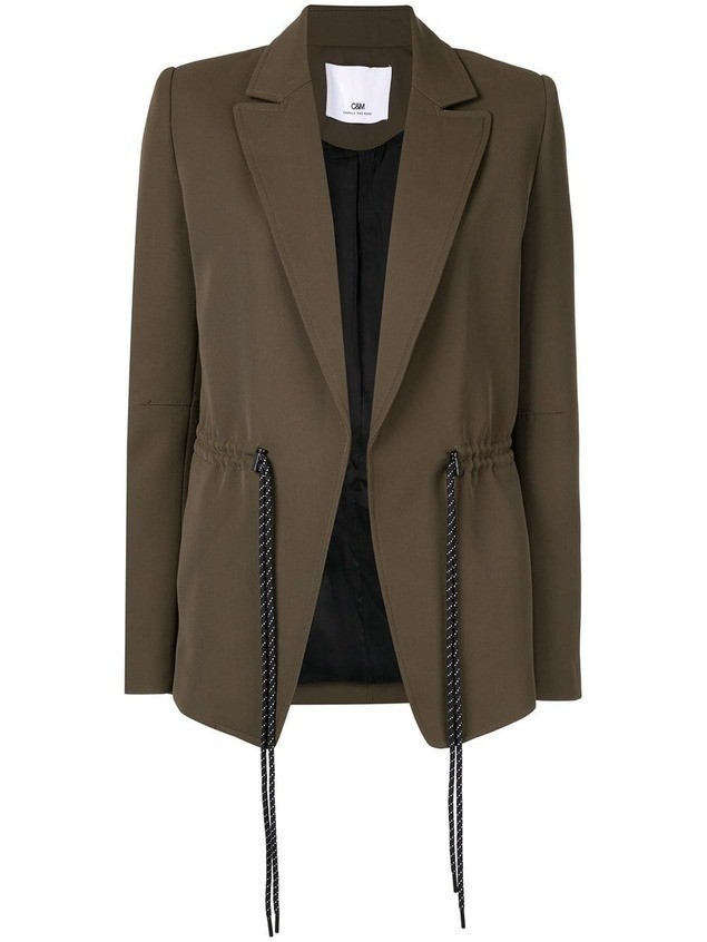 CAMILLA AND MARC Veda blazer - Green