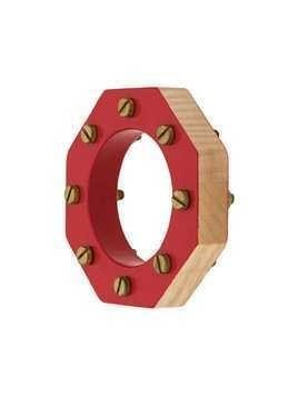 Corto Moltedo octagonal bangle - Red