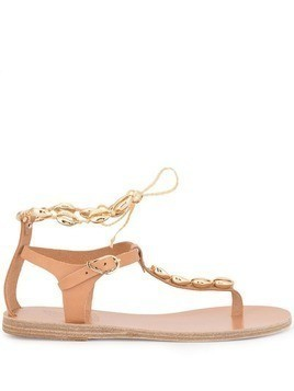 Ancient Greek Sandals Chrysso sandals - Brown
