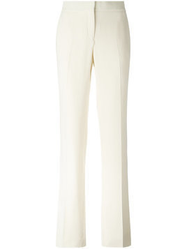 Tom Ford slim-fit tailored trousers - White