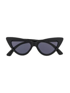 Molo Kids cat-eye glasses - Black