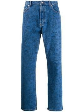 A.P.C. Coddy straight jeans - Blue