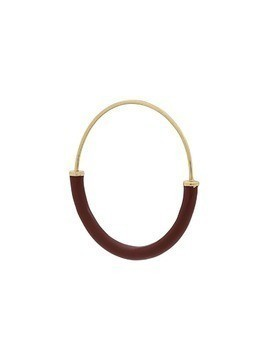 Maria Black Serendipity Medium Color Pop hoop earring - Gold