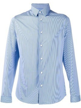 Hydrogen striped shirt - Blue