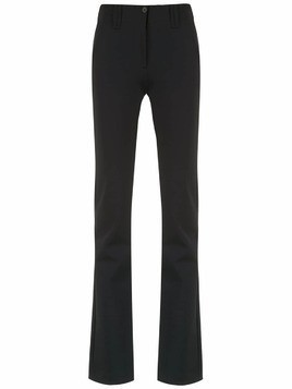 Gloria Coelho flared trousers - Blue