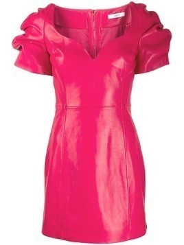 AREA party dress - Pink