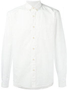 Golden Goose Deluxe Brand - slim fit shirt - Herren - Cotton - M - White