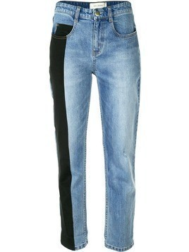Hellessy Lili cropped jeans - Blue