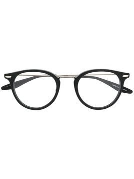 Barton Perreira round frame optical glasses - Black