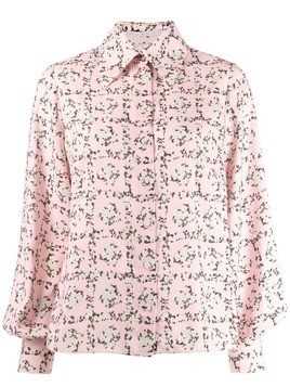 Emilia Wickstead square rose shirt - Pink