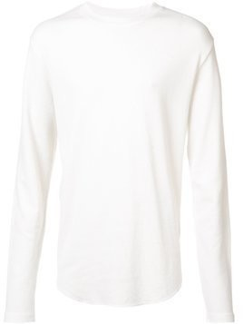 321 long sleeved top - White