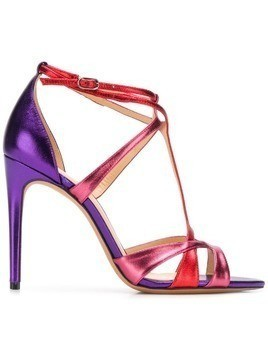 Alexandre Birman stiletto sandals - Purple
