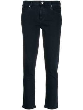 Citizens Of Humanity slim fit cropped jeans - Blue