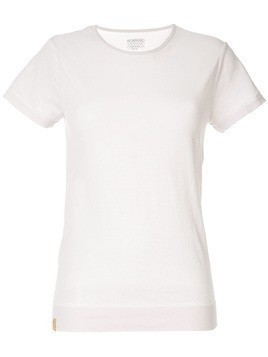Monreal London hi-tech seamless T-shirt - PINK