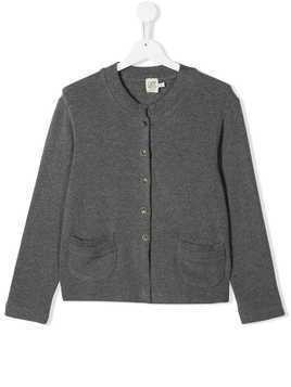 Caffe' D'orzo Erica knitted cardigan - Grey