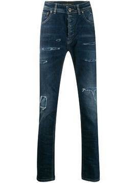 John Richmond Liam slim-fit denim jeans - Blue