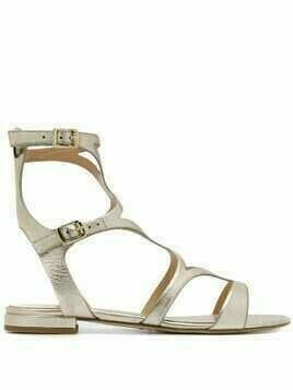 The Seller strappy sandals - Neutrals
