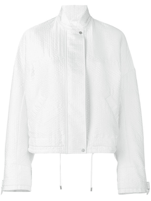 Christian Wijnants zipped jacket - White