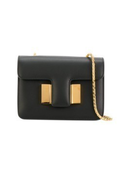Tom Ford chain strap crossbody bag - Black