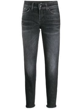 7 For All Mankind skinny fit jeans - Grey