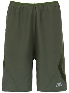 Track & Field Sport shorts - Green