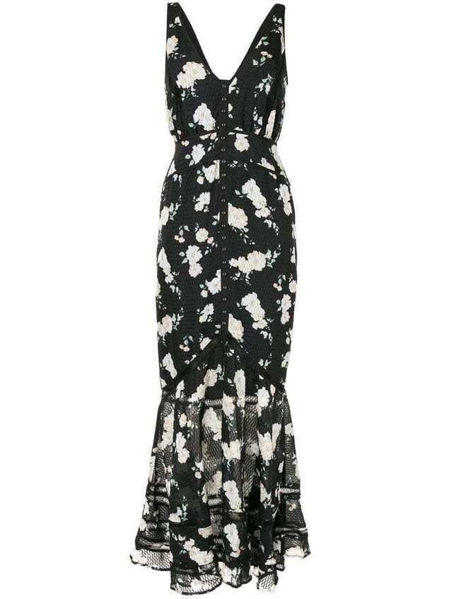 We Are Kindred Mia maxi dress - Black