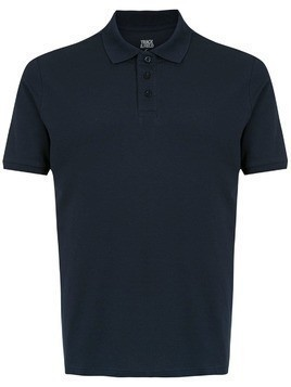 Track & Field polo shirt - Blue